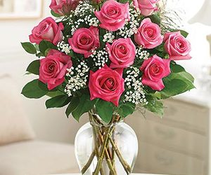 flowers, for her, and rose gift image