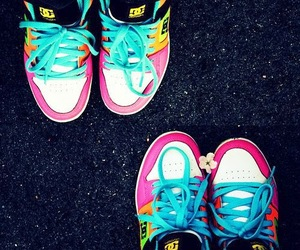 shoes, sneakers, and DC image