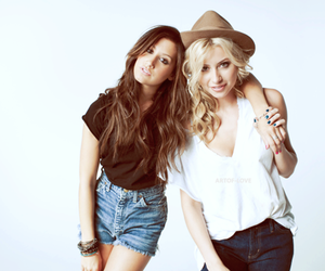 ashley tisdale, girl, and friends image