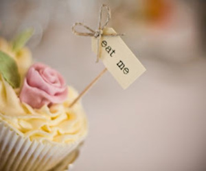 cupcake, food, and cute image