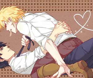 anime, boys, and shounen-ai image