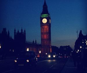 beautiful, Big Ben, and cab image