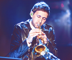 talented, fun., and andrew dost image