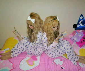 girl and gyaru image