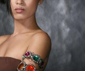 accessories, lady, and Modeling image