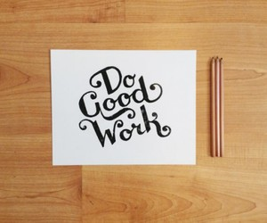 card, ink, and lettering image