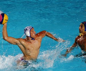 water polo and waterpolo image
