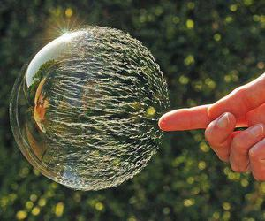 bubbles, photography, and cool image