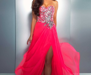 beaded, pageant dresses, and dress image