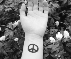 arm, hippie, and hipster image