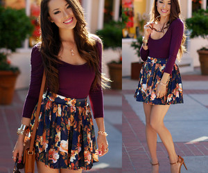 awww, dress, and fashion image