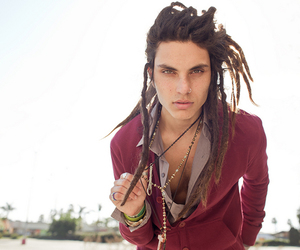 boy, samuel larsen, and dreads image