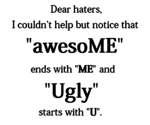 awesome, frases, and fuck you image