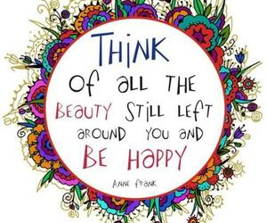 quotes, happy, and beauty image