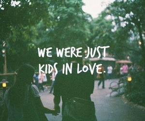 love, kids, and quotes image