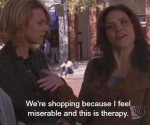 brooke davis, one tree hill, and shopping image