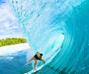 surfing, bethany hamilton, and surf image