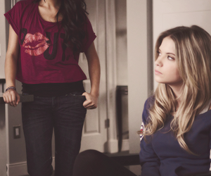 girl, photography, and pretty little liars image
