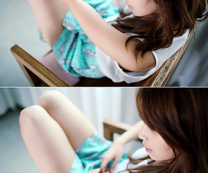 female, byeon seo eun, and korean image