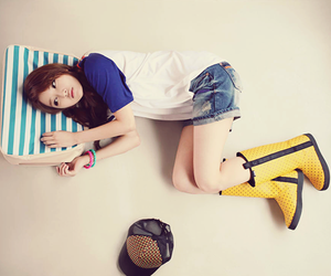 female, korean, and ulzzang image