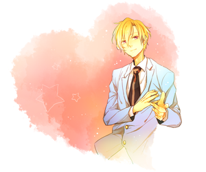 tamaki, anime, and ouran image