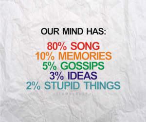 gossip, mind, and ideas image