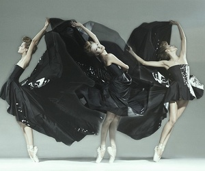 ballet, fashion, and photography image