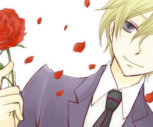 anime, ouran, and host club image