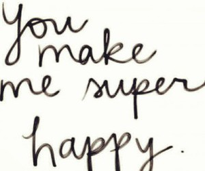 happy and super image