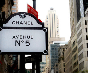 chanel, street, and city image