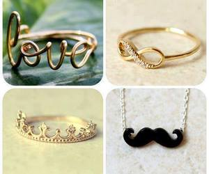 love, infinity, and ring image
