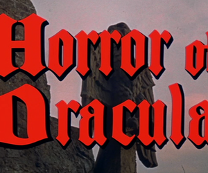 Dracula, horror, and black and white image