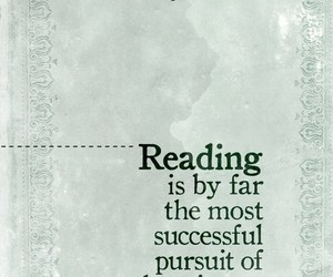 reading and books image