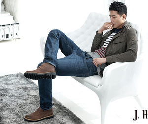 fashion, handsome, and jo in sung image