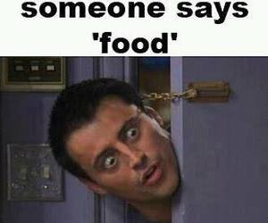 one direction, funny, and food image