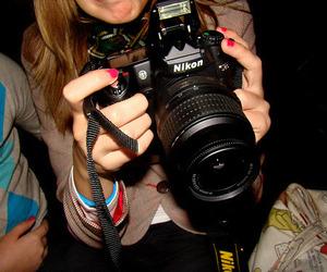 nikon and camera image