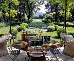 garden and nature image