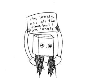lonely image