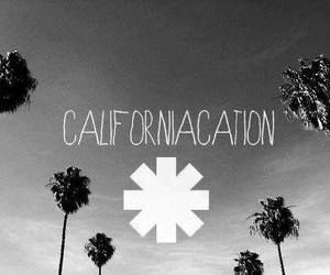 californication and california image