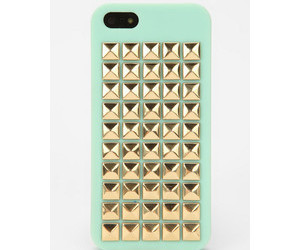 iphone and studs image