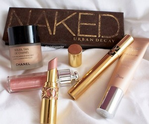 chanel, make up, and cute image
