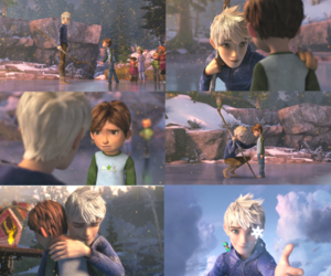 jack frost, jamie, and rise of the guardians image