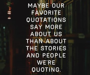 quote, story, and people image