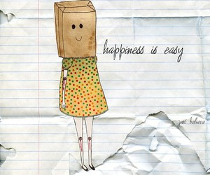 happiness, text, and typography image