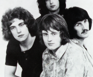 led zeppelin and rock n roll image
