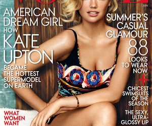 vogue and kate upton image