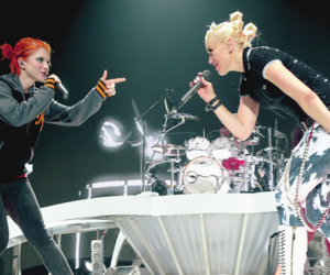 gwen stefani and hayley williams image