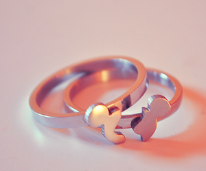 disney, rings, and mickey image