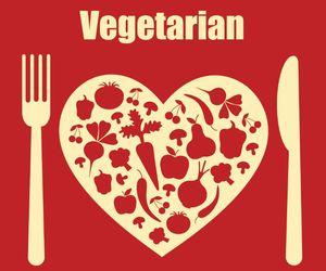 vegan, vegetarian, and vegetables image