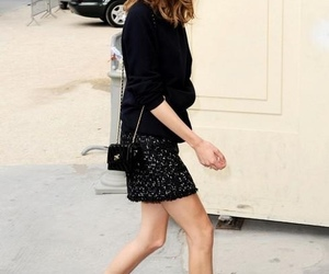 alexa chung, pretty, and chanel image